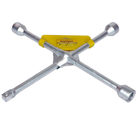 Exporters Drop Forged Four Way Wheel Spanner